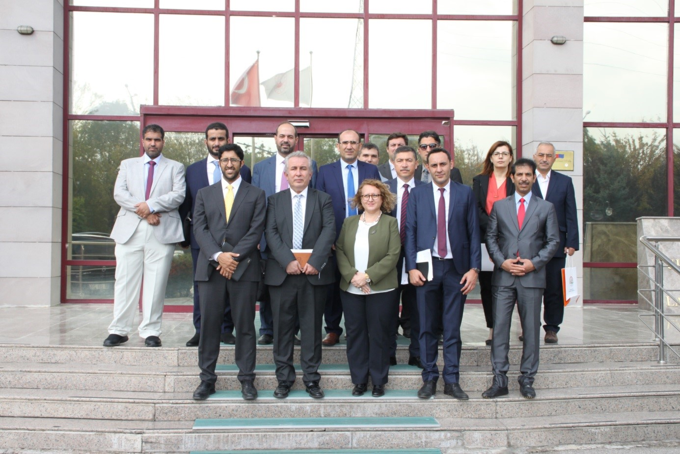 VISIT OF QATAR DELEGATION TO OUR DIRECTORATE